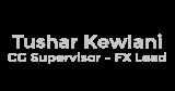 Tushar Kewlani Portfolio Logo